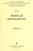 de03921053e747 Przegląd Geograficzny T. 73 z. 4 (2001)
