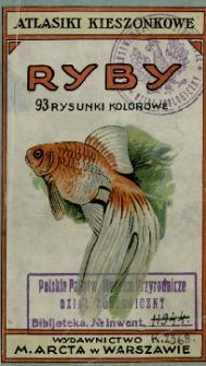 Ryby : 93 rysunki kolorowe