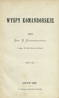 Wyspy Komandorskie