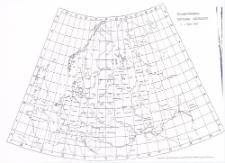 Vogels Karte von Mitteleuropa Fliegerkarte [skorowidz arkuszy]