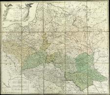 Generalkarte von Polen, Litauen, und den Angraenzenden Laendern nach Zannoni, Folin, Uz, Pfau &. &.