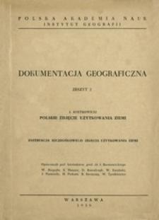 Polskie zdjęcie użytkowania ziemi