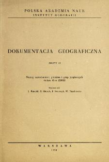 Nazwy narodowości, plemion i grup językowych świata (bez ZSRR)