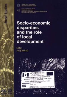 Socio-economic disparities and the role of local development