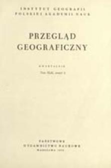 Przegląd Geograficzny T. 42 z. 3 (1970)