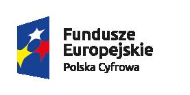 Fundusze Europejskie - Polska Cyfrowa