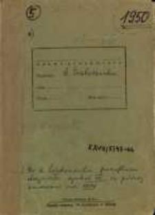 Zeszyty z badań gwarowych; XXVII/5