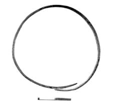 earring (Mierzanowice) - chemical analysis