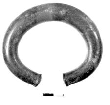 bracelet (Wojcieszyn) - chemical analysis
