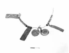 necklace fragment (Jordanów Śląski) - chemical analysis