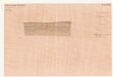 KZG, V 14 D, profil archeologiczny N wykopu