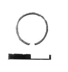 pierścionek (Szelejewo) - analiza chemiczna