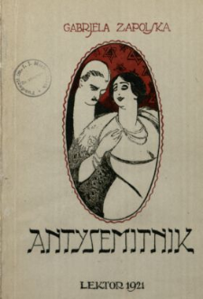 Antysemitnik : powieść