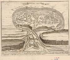 Kamieniec Podolski [plan perspektywiczny]