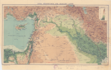 Syria, Mesopotamia and adjacent lands