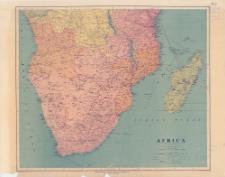 Africa : (south sheet)