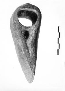 axe (Rudna Mała) - metallographic analysis