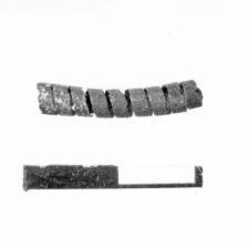 spiral fragment (Mierczyce) - metallographic analysis
