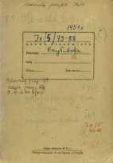 Zeszyty z badań gwarowych; ix/5 (Kowale, Bolki, Jurki)