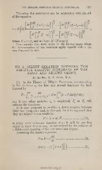 Note de geometrie a propos d'un theoreme de M. Stewart