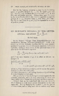 Two theorems on prime numbers