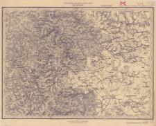 XVI-16 (Efremov) : RSFSR moskovskaâ, kurskaâ i voronežskaâ obl. : masštab 3 versty v dŭjme