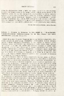 Book received. G. Bolinger, A. Hermann, V. Möntmann, 1983: BMDP 81 - Biomedizinische Computer-Programme. Statistikprogramme für die Bio-, Human- und Sozialwissenschaften. G. Fischer Verlag, 431 pp