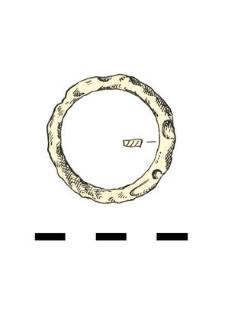 roundel, iron