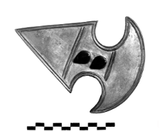 decorative disc (Poniec) - metallographic analysis