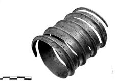 bracelet (Kraski) - chemical analysis