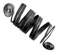 naramiennik z taśmy spiralnej (Mniszew) - analiza chemiczna