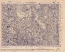 Reihe X. Blatt 5. Illukßt : Gouvernement Kowno, Kurland u. Witebsk