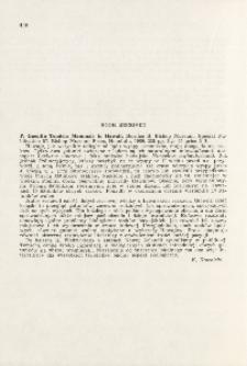 Book received. P. Q. Tomich, 1969: Mammals in Hawaii. Bishop Museum Press, Honolulu, 238 pp
