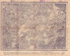 Reihe VIII. Blatt 6. Marienhausen : Gouvernement Witebsk, Livland u. Pßkow