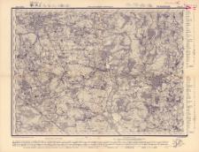 Reihe XVII. Blatt 9. Tschetschersk : Gouvernement Mohilew u. Tschernigow