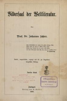 Bildersaal der Weltliteratur. Bd. 2