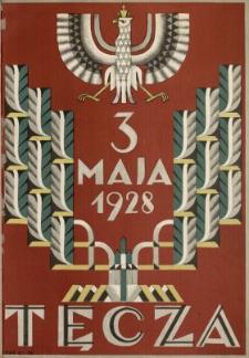 """3 maja 1928[Zeszyt specjalny """"Tęczy""""]"""