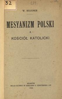 Mesyanizm polski a kościół katolicki