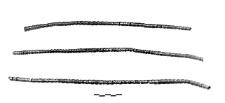 band scroll fragment (Kondratowice) - chemical analysis