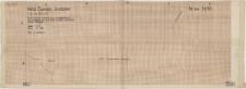KZG, VI 502 A, plan archeologiczny wykopu, ława fundamentowa kolegiaty, wschodnia część absydy
