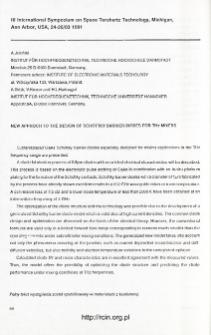 Udział pracowników ITME w konferencjach 1992 T.20 nr 3