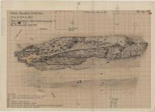 KZG, VI 401 BD, plan archeologiczny