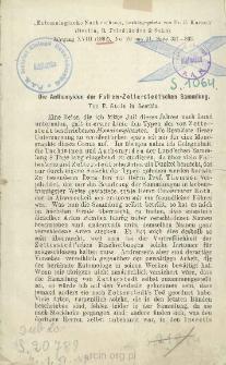 Die Anthomyiden der Fallen-Zetterstedt'schen Sammlung