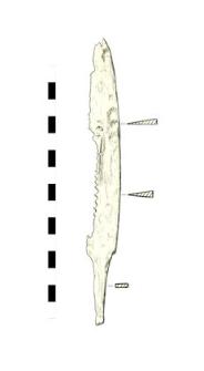 knife, iron