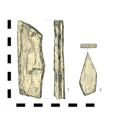 two sharpening stones