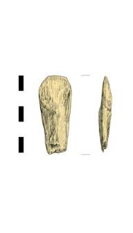 horn, fragment