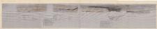 KZG, I 399 C, 400 A, 497 B, 498 A B D, 499 B D, 596 C, 597 A C D, profil archeologiczny SW wykopu