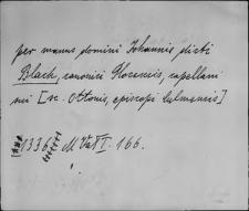Kartoteka Słownika staropolskich nazw osobowych; Bł - Bn