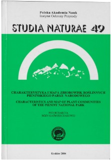 Xerothermic grasslands and shrubs of the Pieniny National Park