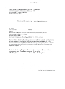 Files for neuromuscular diseases (2012) - nr 100/12